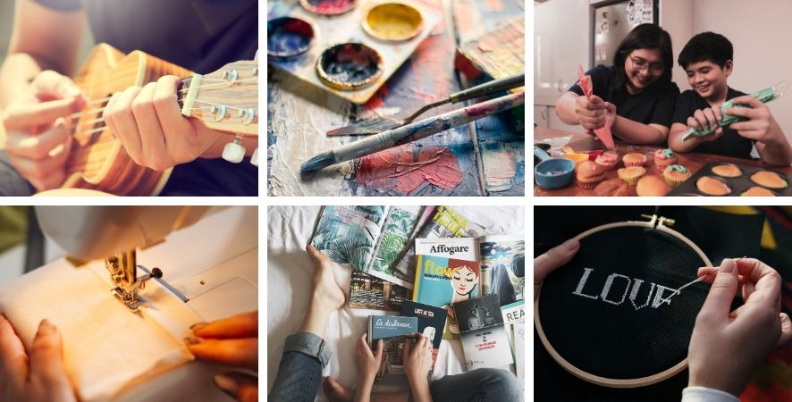 Stave Off Boredom with these Useful Indoor Hobbies for Women, Men, and Kids