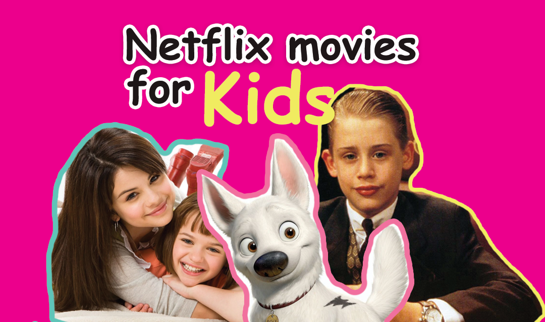 Weekend Movie Night? Here are 9 Kid-friendly Movies to Watch on Netflix
