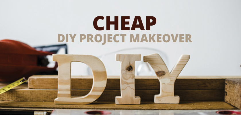 Projek Cuti PKP: 5 Cheap DIY projects for your home