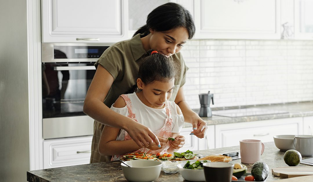 5 ways to give your kids cooking skills: how to teach children how to cook