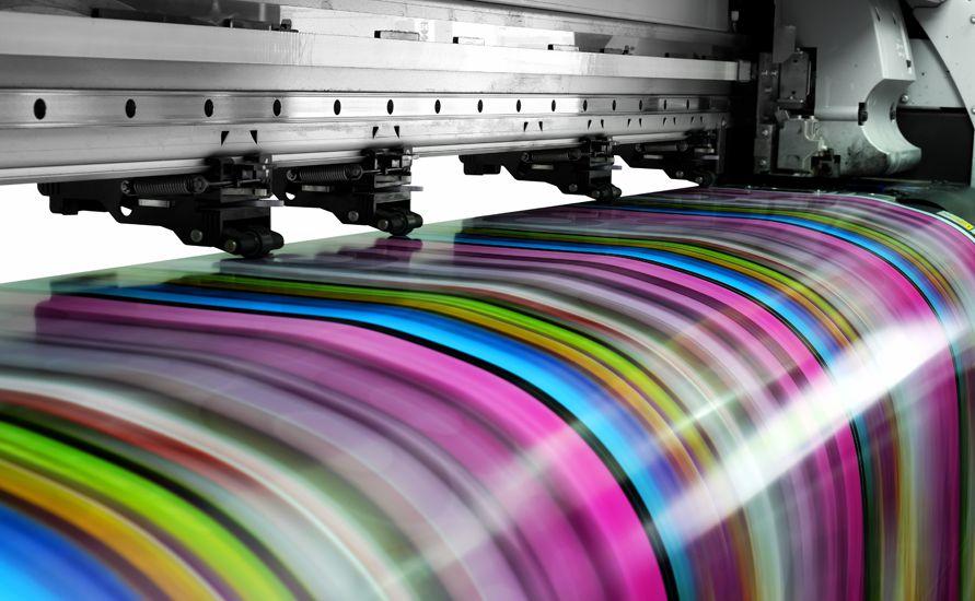 Hi-tech printing machine
