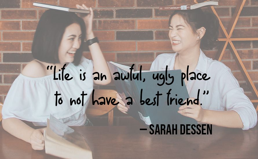 80 Friendship Quotes For Your BFF