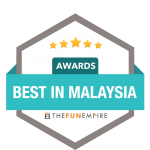 """Printcious is Awarded """"Best in Malaysia"""" by The Fun Empire"""